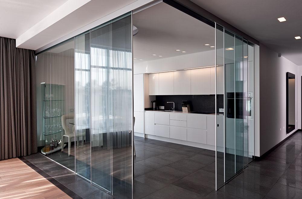 Porte in vetro Henry Glass - vendita a Como | Testori Porte
